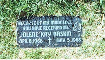 BASKIN, JOLENE KAY - Maricopa County, Arizona | JOLENE KAY BASKIN - Arizona Gravestone Photos
