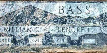 KRUMMEL BASS, LENORE LOUISE - Maricopa County, Arizona   LENORE LOUISE KRUMMEL BASS - Arizona Gravestone Photos