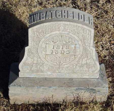 BATCHELDER, HARRIETTE W. - Maricopa County, Arizona | HARRIETTE W. BATCHELDER - Arizona Gravestone Photos