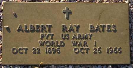 BATES, ALBERT RAY - Maricopa County, Arizona | ALBERT RAY BATES - Arizona Gravestone Photos