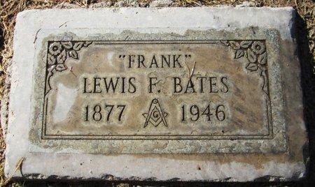 BATES, LEWIS F. - Maricopa County, Arizona | LEWIS F. BATES - Arizona Gravestone Photos