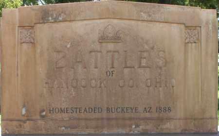 BATTLES, FAMILY PLOT - Maricopa County, Arizona | FAMILY PLOT BATTLES - Arizona Gravestone Photos