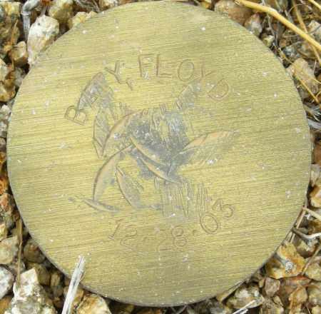 BATY, FLOYD - Maricopa County, Arizona | FLOYD BATY - Arizona Gravestone Photos
