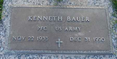 BAUER, KENNETH - Maricopa County, Arizona | KENNETH BAUER - Arizona Gravestone Photos