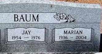 BAUM, RAY JAMES (JAY), JR - Maricopa County, Arizona | RAY JAMES (JAY), JR BAUM - Arizona Gravestone Photos