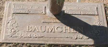BAUMCHEN, SANDRA L - Maricopa County, Arizona | SANDRA L BAUMCHEN - Arizona Gravestone Photos