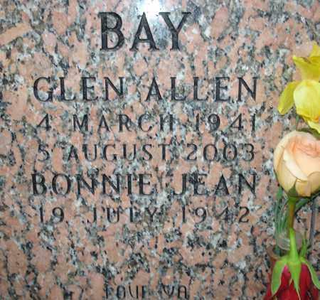 BAY, BONNIE JEAN - Maricopa County, Arizona   BONNIE JEAN BAY - Arizona Gravestone Photos