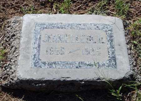 LEE BEAL, MARTHA JANE - Maricopa County, Arizona | MARTHA JANE LEE BEAL - Arizona Gravestone Photos