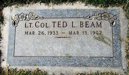 BEAM, TED L - Maricopa County, Arizona | TED L BEAM - Arizona Gravestone Photos