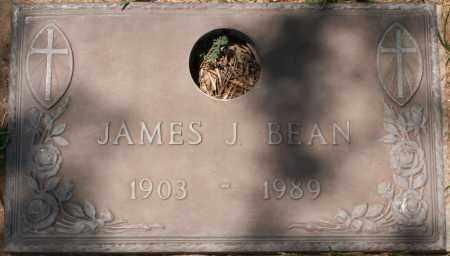 BEAN, JAMES J. - Maricopa County, Arizona   JAMES J. BEAN - Arizona Gravestone Photos