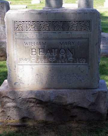 BEATON, WILLIAM - Maricopa County, Arizona | WILLIAM BEATON - Arizona Gravestone Photos