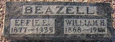 BEAZELL, EFFIE E. - Maricopa County, Arizona | EFFIE E. BEAZELL - Arizona Gravestone Photos