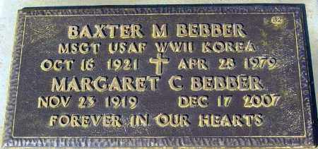 BEBBER, MARGARET C. - Maricopa County, Arizona | MARGARET C. BEBBER - Arizona Gravestone Photos