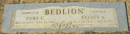 BEDLION, ESTHER A. - Maricopa County, Arizona | ESTHER A. BEDLION - Arizona Gravestone Photos