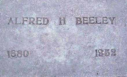 BEELEY, ALFRED H. - Maricopa County, Arizona | ALFRED H. BEELEY - Arizona Gravestone Photos