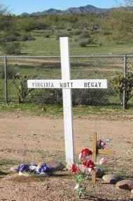 BEGAY, VIRGINIA - Maricopa County, Arizona   VIRGINIA BEGAY - Arizona Gravestone Photos