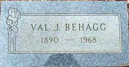 BEHAGG, VAL L. - Maricopa County, Arizona | VAL L. BEHAGG - Arizona Gravestone Photos