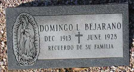 BEJARANO, DOMINGO L. - Maricopa County, Arizona   DOMINGO L. BEJARANO - Arizona Gravestone Photos