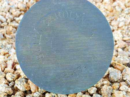 BELL, CAROLYN - Maricopa County, Arizona | CAROLYN BELL - Arizona Gravestone Photos