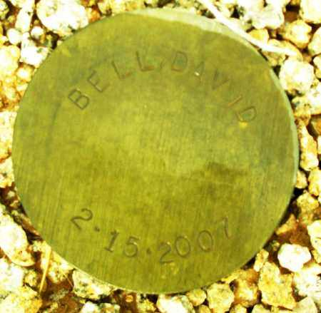 BELL, DAVID - Maricopa County, Arizona | DAVID BELL - Arizona Gravestone Photos