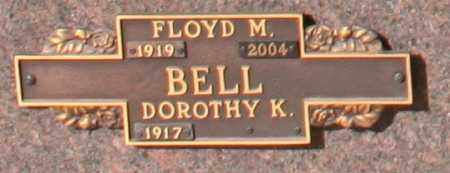 BELL, FLOYD M - Maricopa County, Arizona | FLOYD M BELL - Arizona Gravestone Photos