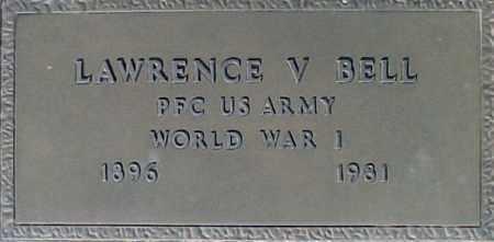 BELL, LAWRENCE V - Maricopa County, Arizona | LAWRENCE V BELL - Arizona Gravestone Photos