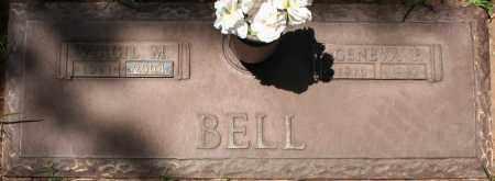 BELL, GENEVA P. - Maricopa County, Arizona | GENEVA P. BELL - Arizona Gravestone Photos