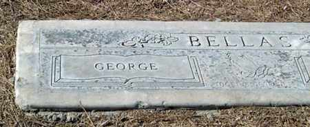 BELLAS, GEORGE - Maricopa County, Arizona   GEORGE BELLAS - Arizona Gravestone Photos