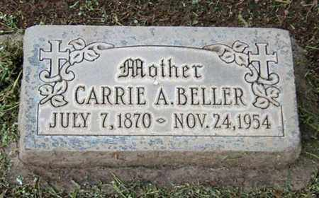 BELLER, CARRIE A. - Maricopa County, Arizona | CARRIE A. BELLER - Arizona Gravestone Photos