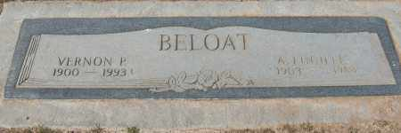 BELOAT, A. LUCILLE - Maricopa County, Arizona | A. LUCILLE BELOAT - Arizona Gravestone Photos
