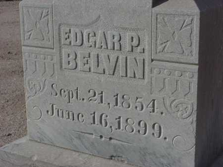 BELVIN, EDGAR P - Maricopa County, Arizona | EDGAR P BELVIN - Arizona Gravestone Photos