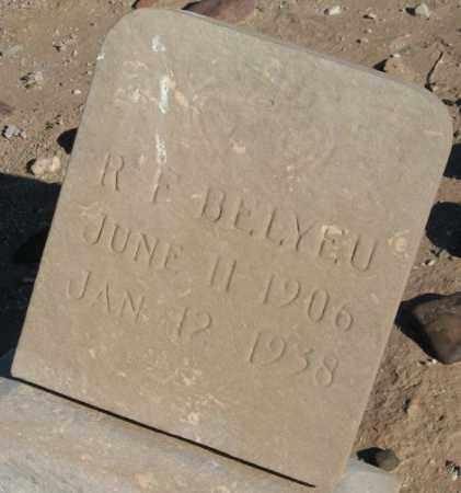 BELYEU, R. F. - Maricopa County, Arizona   R. F. BELYEU - Arizona Gravestone Photos