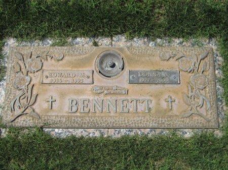 BENNETT, DONNA L. - Maricopa County, Arizona   DONNA L. BENNETT - Arizona Gravestone Photos