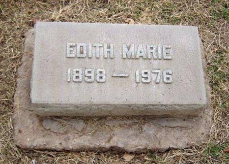 BENNETT, EDITH MARIE - Maricopa County, Arizona | EDITH MARIE BENNETT - Arizona Gravestone Photos