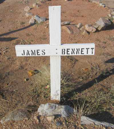 BENNETT, JAMES - Maricopa County, Arizona   JAMES BENNETT - Arizona Gravestone Photos