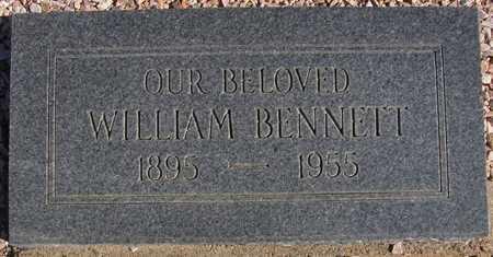 BENNETT, WILLIAM - Maricopa County, Arizona | WILLIAM BENNETT - Arizona Gravestone Photos