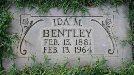 BENTLEY, IDA M - Maricopa County, Arizona | IDA M BENTLEY - Arizona Gravestone Photos