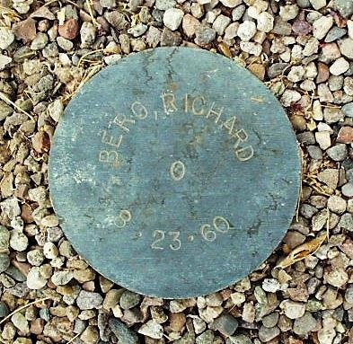 BERG, RICHARD JOHN - Maricopa County, Arizona | RICHARD JOHN BERG - Arizona Gravestone Photos