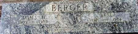 BERGER, BESS - Maricopa County, Arizona | BESS BERGER - Arizona Gravestone Photos