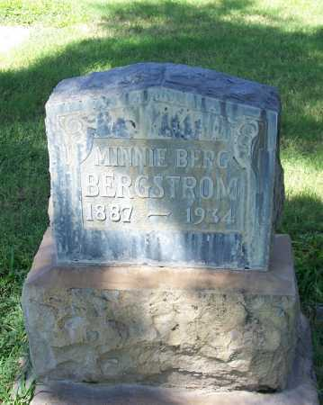 BERGSTROM, MINNIE - Maricopa County, Arizona | MINNIE BERGSTROM - Arizona Gravestone Photos