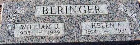 BERINGER, WILLIAM J. - Maricopa County, Arizona | WILLIAM J. BERINGER - Arizona Gravestone Photos