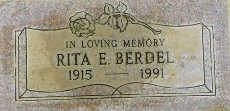 BERNAL, RITA E - Maricopa County, Arizona | RITA E BERNAL - Arizona Gravestone Photos
