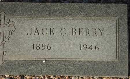 BERRY, JACK C. - Maricopa County, Arizona | JACK C. BERRY - Arizona Gravestone Photos