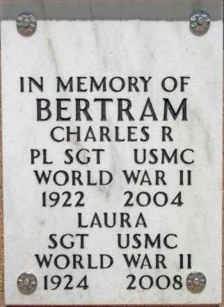 BERTRAM, LAURA - Maricopa County, Arizona | LAURA BERTRAM - Arizona Gravestone Photos