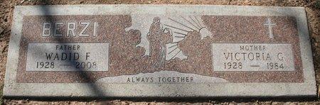 BERZI, VICTORIA G - Maricopa County, Arizona | VICTORIA G BERZI - Arizona Gravestone Photos