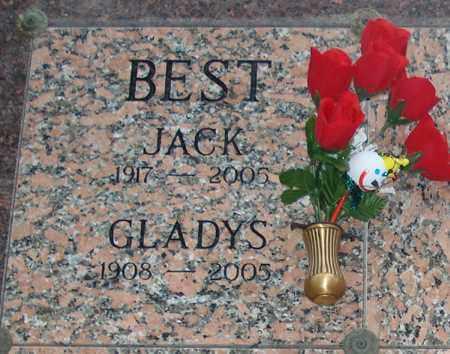 BEST, GLADYS - Maricopa County, Arizona | GLADYS BEST - Arizona Gravestone Photos