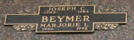 BEYMER, JOSEPH C - Maricopa County, Arizona | JOSEPH C BEYMER - Arizona Gravestone Photos