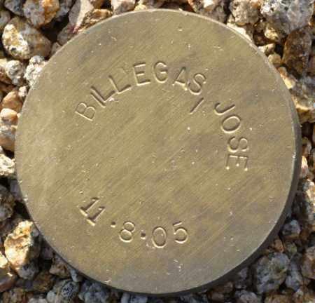 BILLEGAS, JOSE - Maricopa County, Arizona | JOSE BILLEGAS - Arizona Gravestone Photos