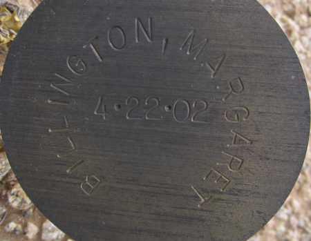 BILLINGTON, MARGARET - Maricopa County, Arizona | MARGARET BILLINGTON - Arizona Gravestone Photos