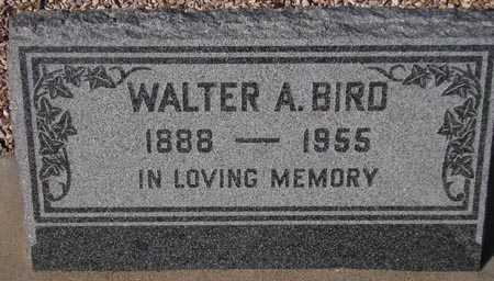 BIRD, WALTER A. - Maricopa County, Arizona | WALTER A. BIRD - Arizona Gravestone Photos
